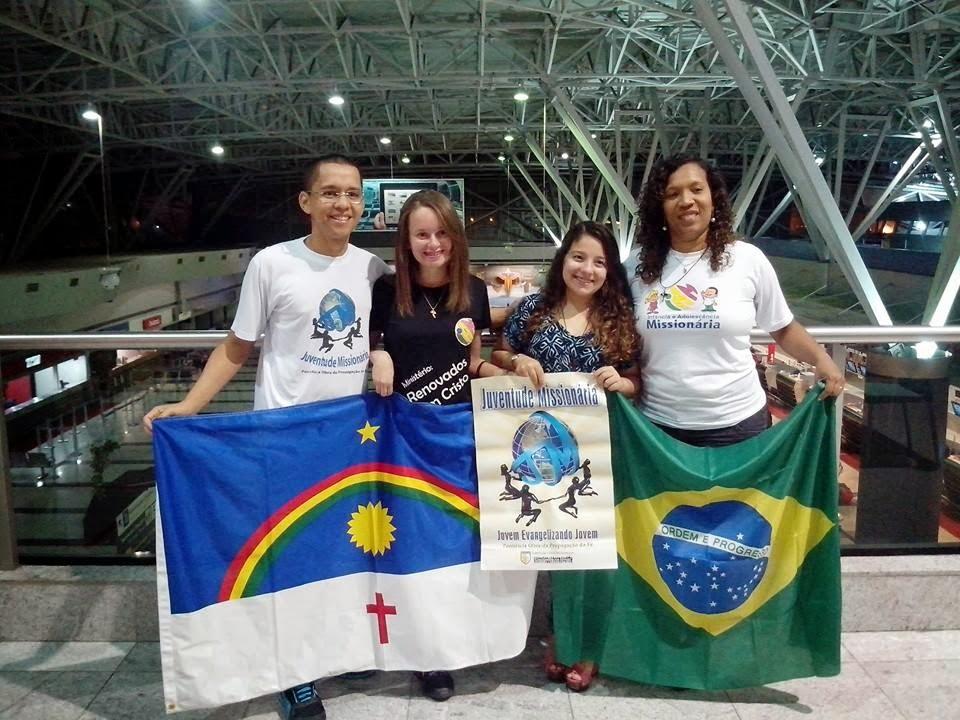 Jovens da IAM e JM de Pernambuco participarão da Missão de Verão no Paraguai