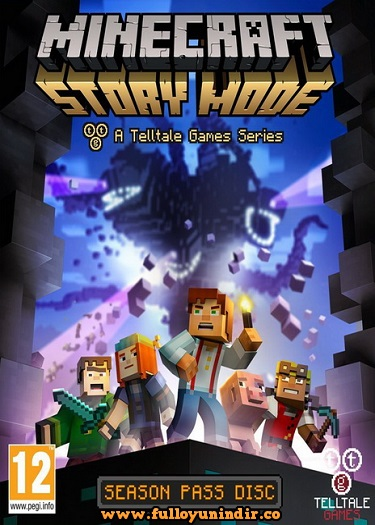 Minecraft Story Mode - RELOADED