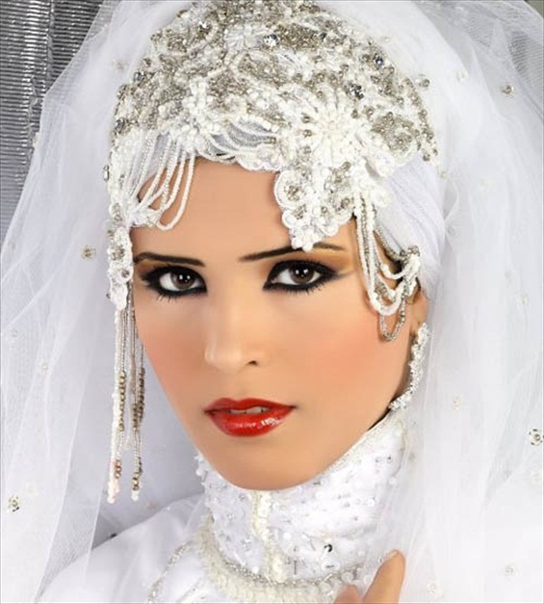 Just for Women: wedding dresses for hijab