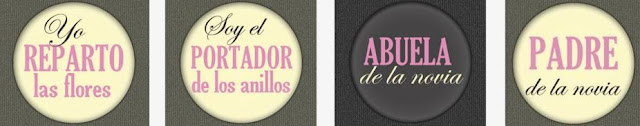chapas personalizadas camaloon blog mi boda gratis