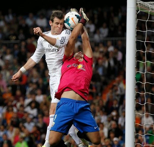 Esteban Almería Bale Liga