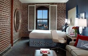 Argonaut Hotel rooms