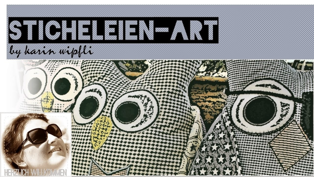 Sticheleien-Art