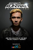 I'm in PROJECT RUNWAY PHILIPPINES Season 3!