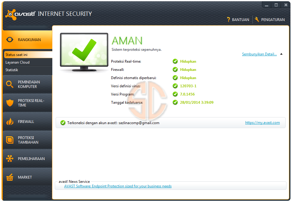Download Avast Pro Antivirus 701426 License Keyavastlic Mediafire