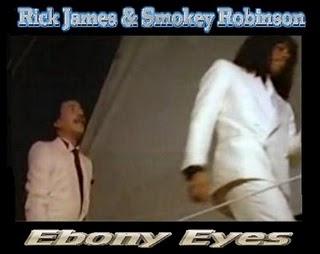 Rick james ebony eyes video