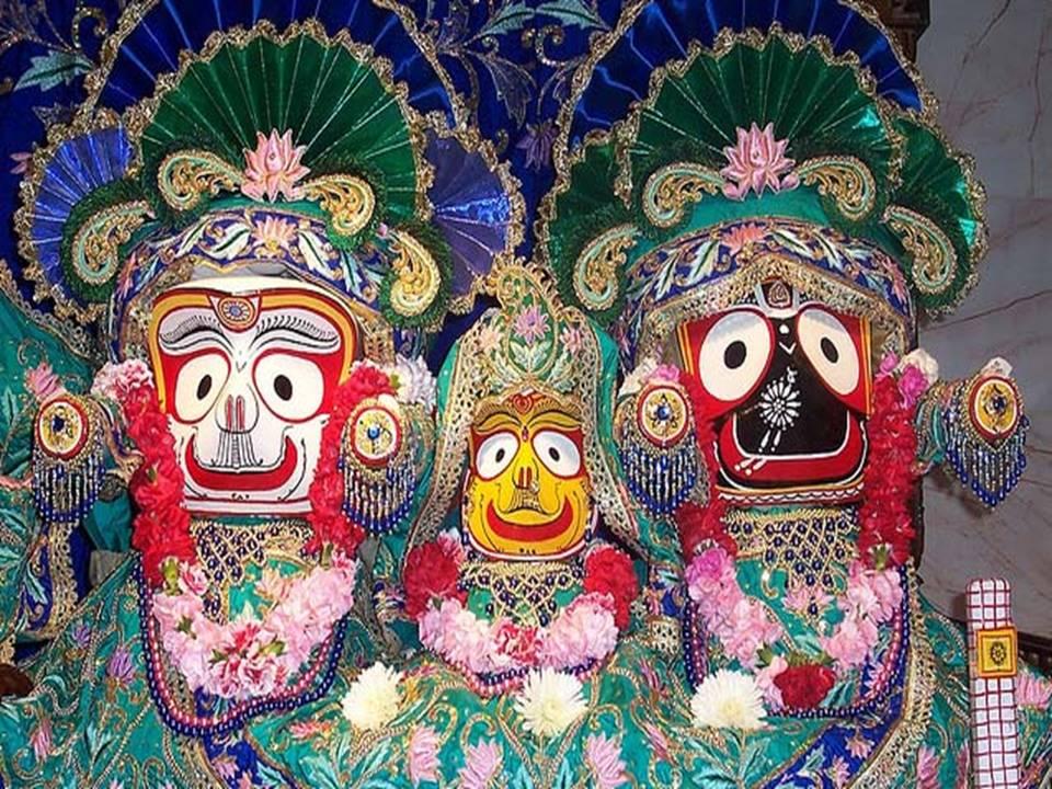 Sri Jagannathastakam