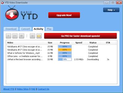 YTD Video Downloader - Download
