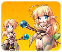Mage Luna Online