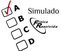 Simulado de Física Geral 1