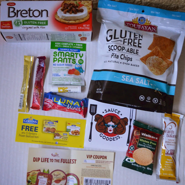 Send Me Gluten Free May Box