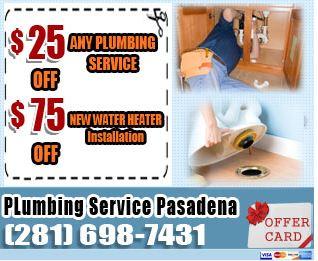Plumbing Service Pasadena