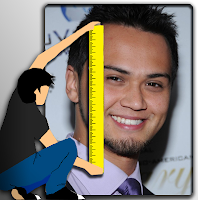 Billy Crawford Height - How Tall