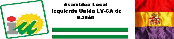 Asamblea Local de Izquierda Unida LV-CA de Bailén