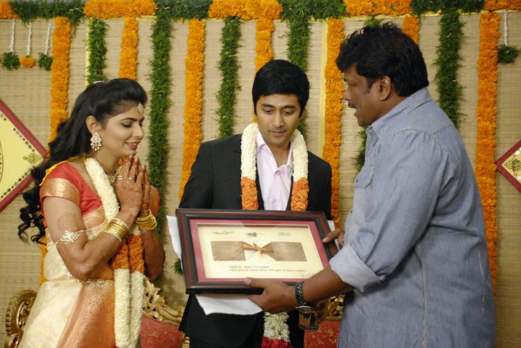 Rahul and Chinmayi wedding reception photos-HQ-Photo-14