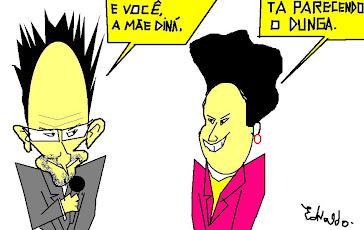 DILMA , E BONU VOX DO U2
