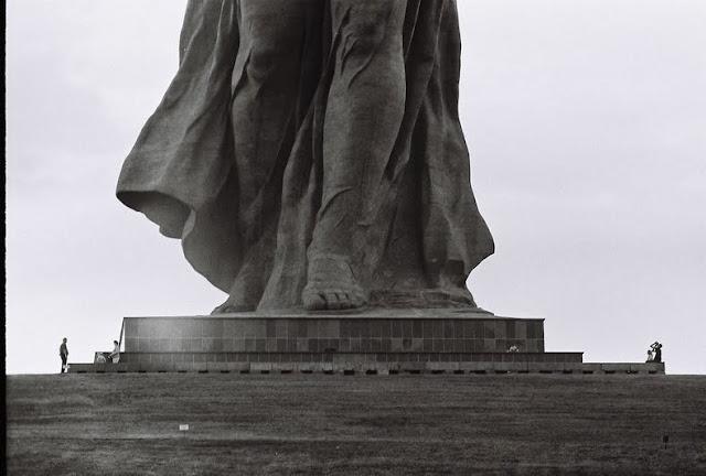 Monumento Conmemorativo a los Soldados Soviéticos en Mamayev Kurgan