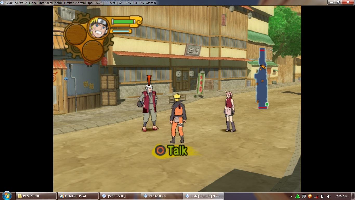 Naruto Shippuden Ultimate Ninja 5 - Mediafire