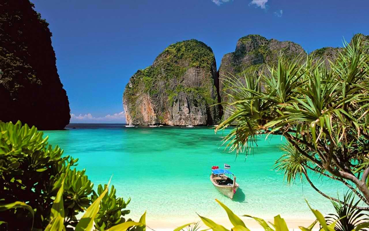 Beautiful Asian country - Thailand