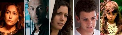 Sonia Castelo, Eduard Farelo, María Cotiello, Guillermo Barrientos