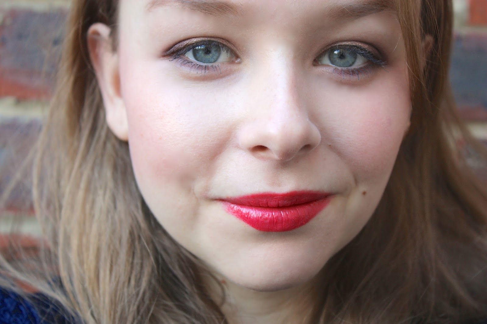 Bobbi Brown Sheer Lip Colour in Rosy Swatch