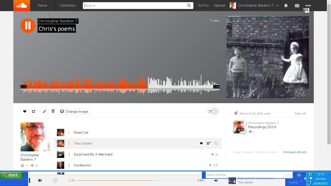 Chris on Soundcloud