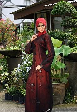 Muslim Women in Abaya(Burkha), Types of Designer Abaya in Fashion 2012