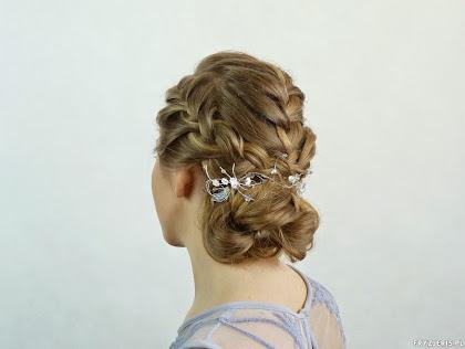 fryzura ślubna 4