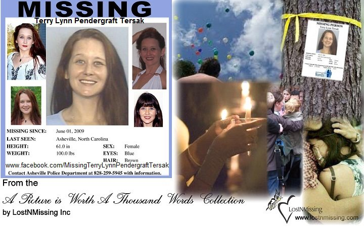 Missing Terry Lynn Pendergraft Tersak