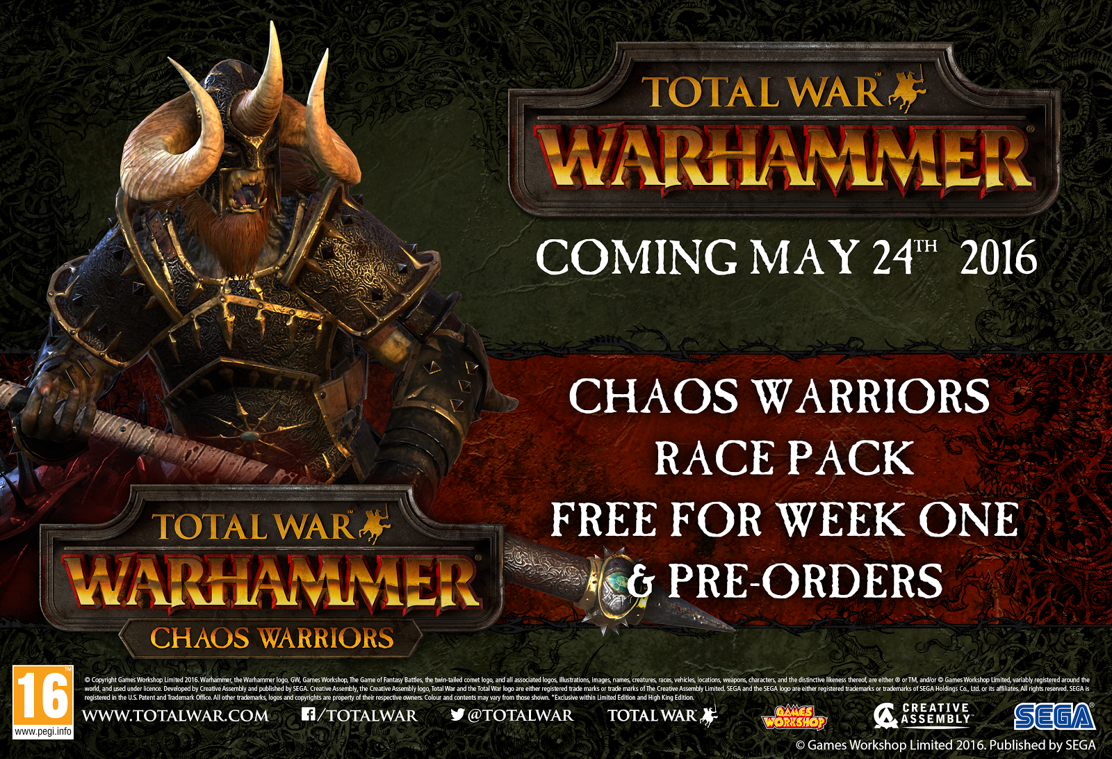 Total War Warhammer: In 3 Days
