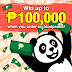 Win up to P100,000 when you order on foodpanda!