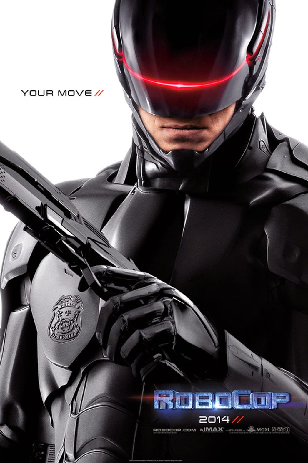 Regarder RoboCop en streaming