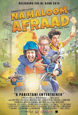 Na Maloom Afraad (2014) watch full movie