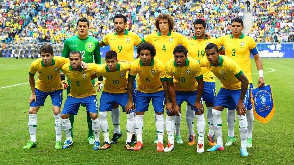 Sou pela Copa, pelo Brasil e pela arte que é o futebol!