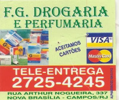 F.G. Drogaria E Perfumaria