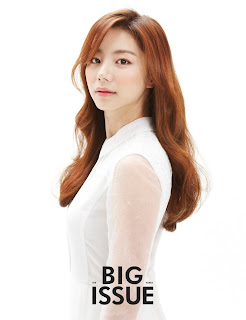 Park Soo Jin - The Big Issue Magazine Vol. 59 May 2013