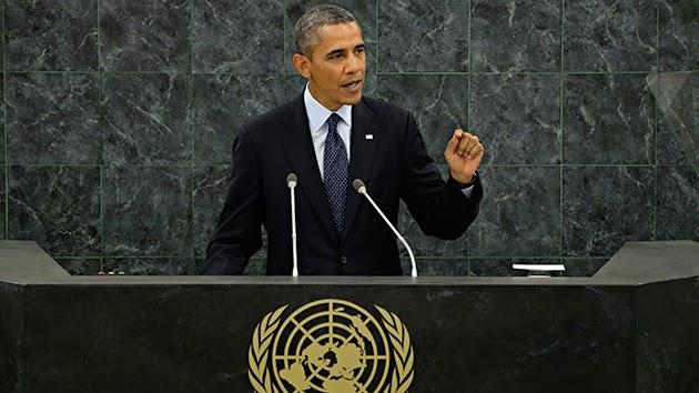 Las 45 mentiras que dijo Obama ante la ONU