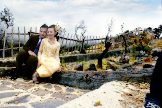 foto wedding pre wedding kostum kebaya
