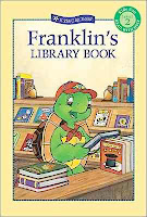 bookcover of FRANKLIN'S LIBRARY BOOK  by Sharon Jennings