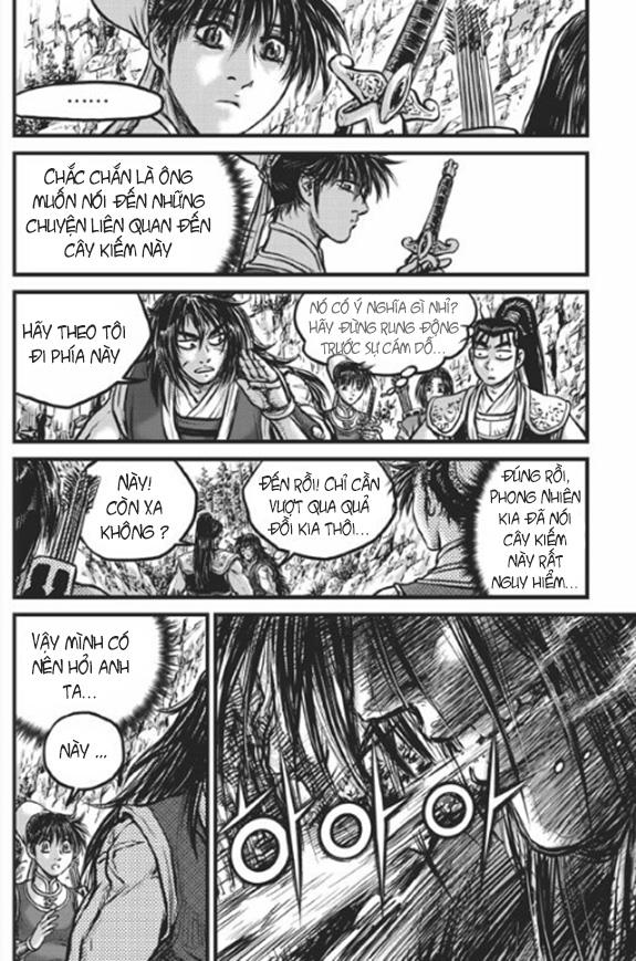 Hiệp Khách Giang Hồ - Chapter 433 - Pic 6
