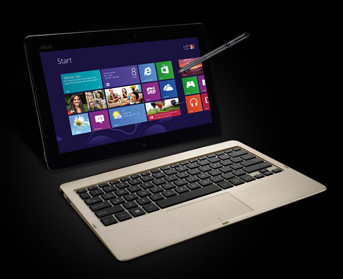 Asus VivoTabTM Windows 8 Tablet