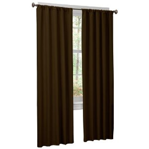 made of metal masculine curtains