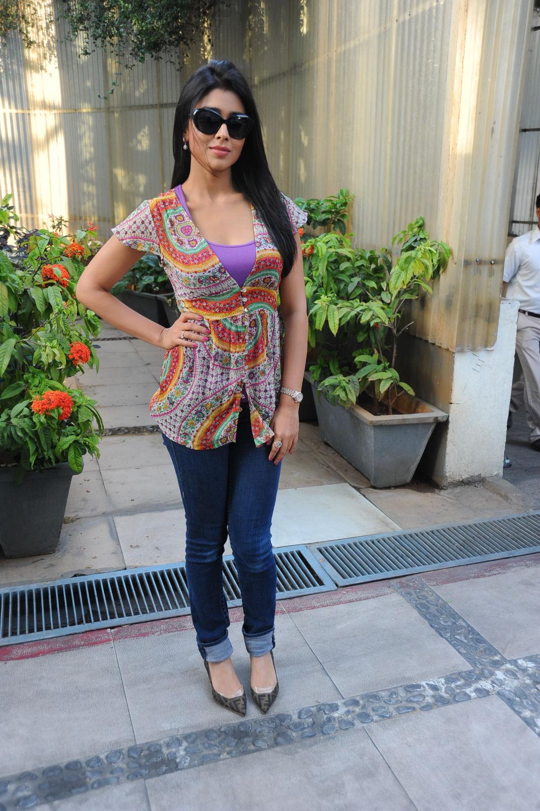 Shriya Saran Latest Interview Stills