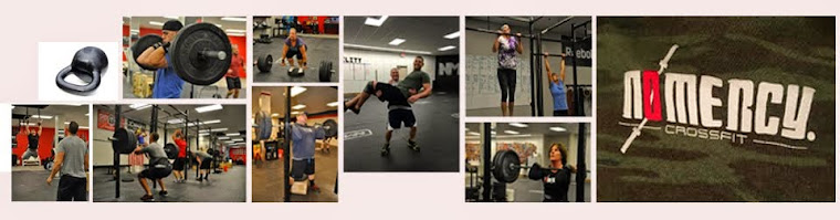 No Mercy CrossFit