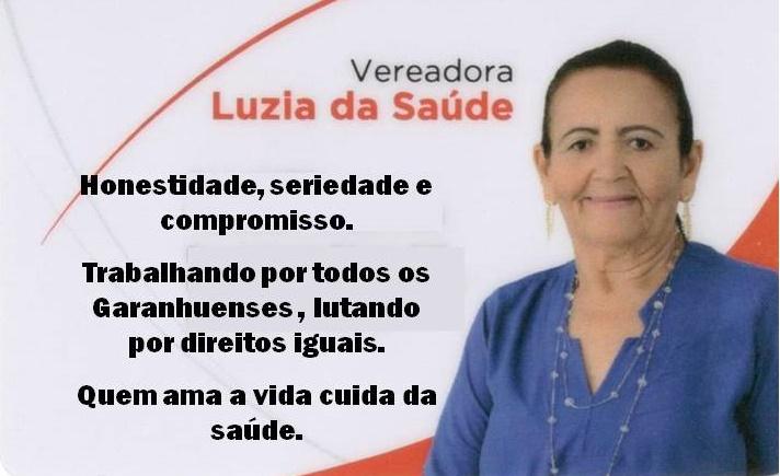 VEREADORA LUZIA DA SAÚDE