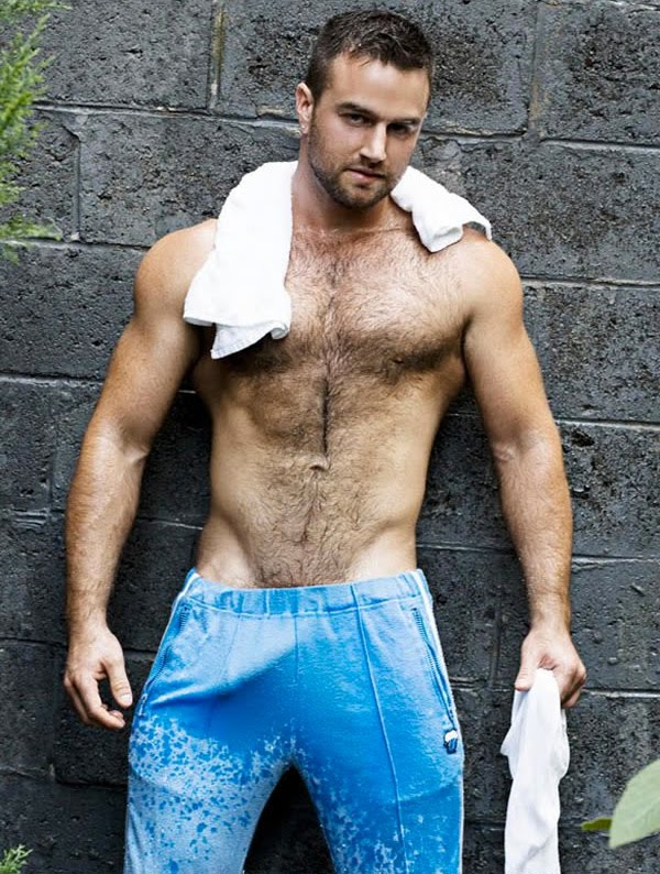 Heath Jordan: Hunks In...