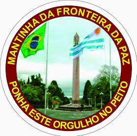MANTINHAS FRONTEIRA DA PAZ