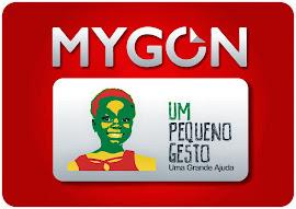 Registe-se na MYGON com o código umpequenogesto