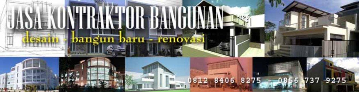 Jasa Kontraktor Desain Bangun dan Renovasi
