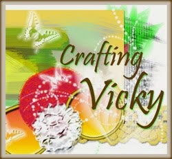 Vicky has reached 500 followers and has a lovely giveaway